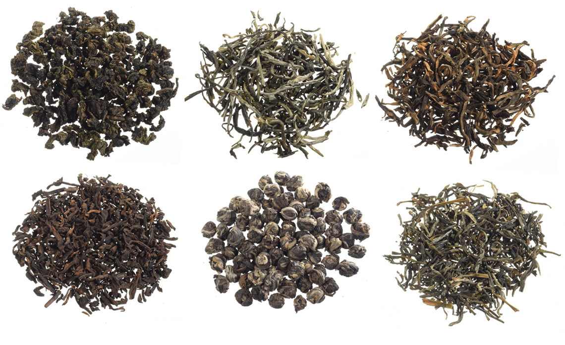 תה טבעי ואורגני