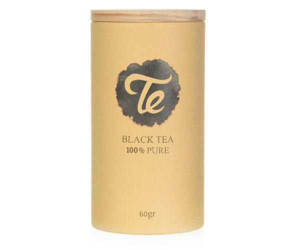 מארז תה שחור אורגני