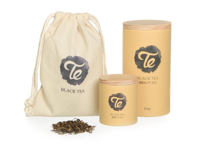 תה שחור אורגני