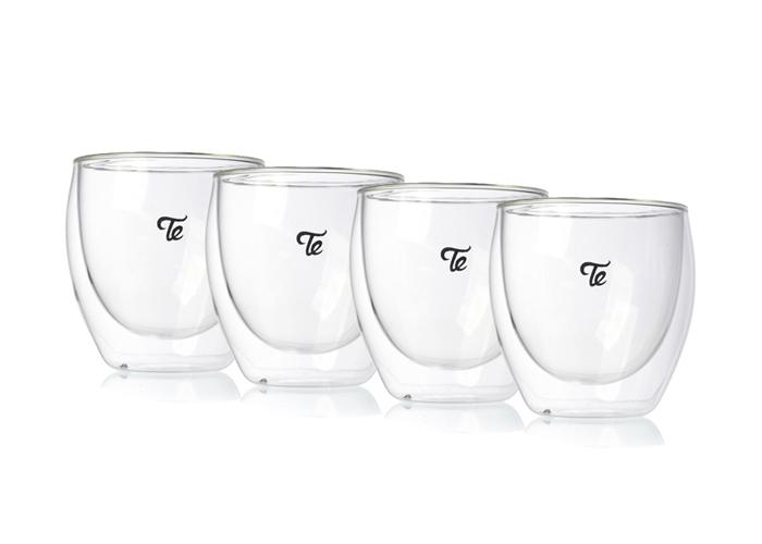 כוסות דאבל גלאס 250 מ״ל