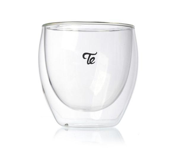 כוס זכוכית דאבל גלאס 250 מ״ל