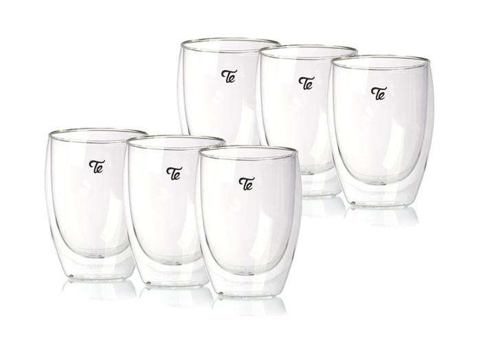 כוסות דאבל גלאס 350 מ״ל