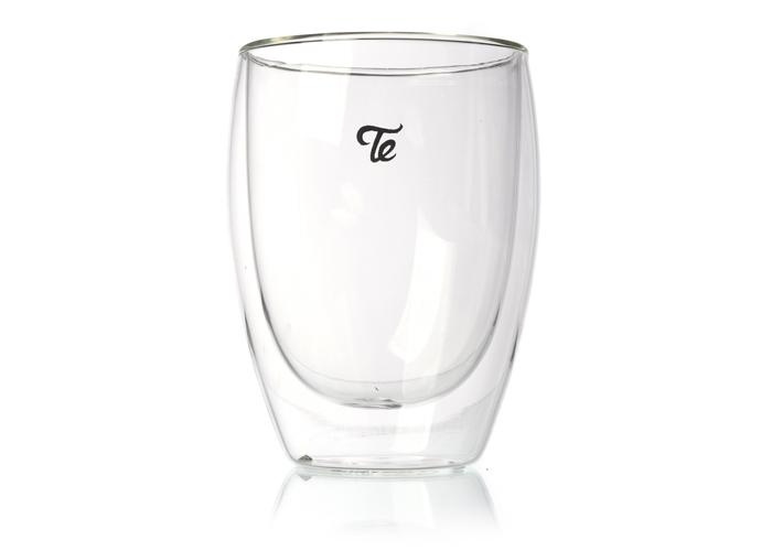 כוס זכוכית דאבל גלאס 350 מ״ל