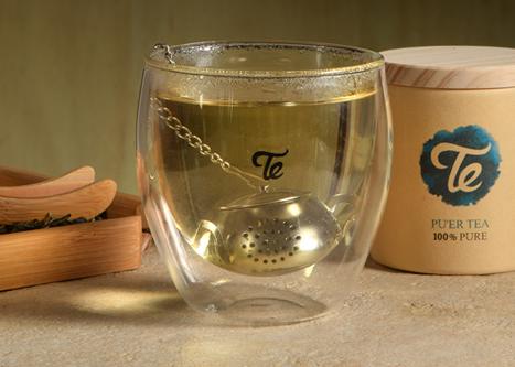 חולט תה בצורת קנקן
