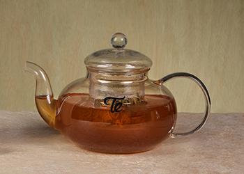 קנקן תה מזכוכית
